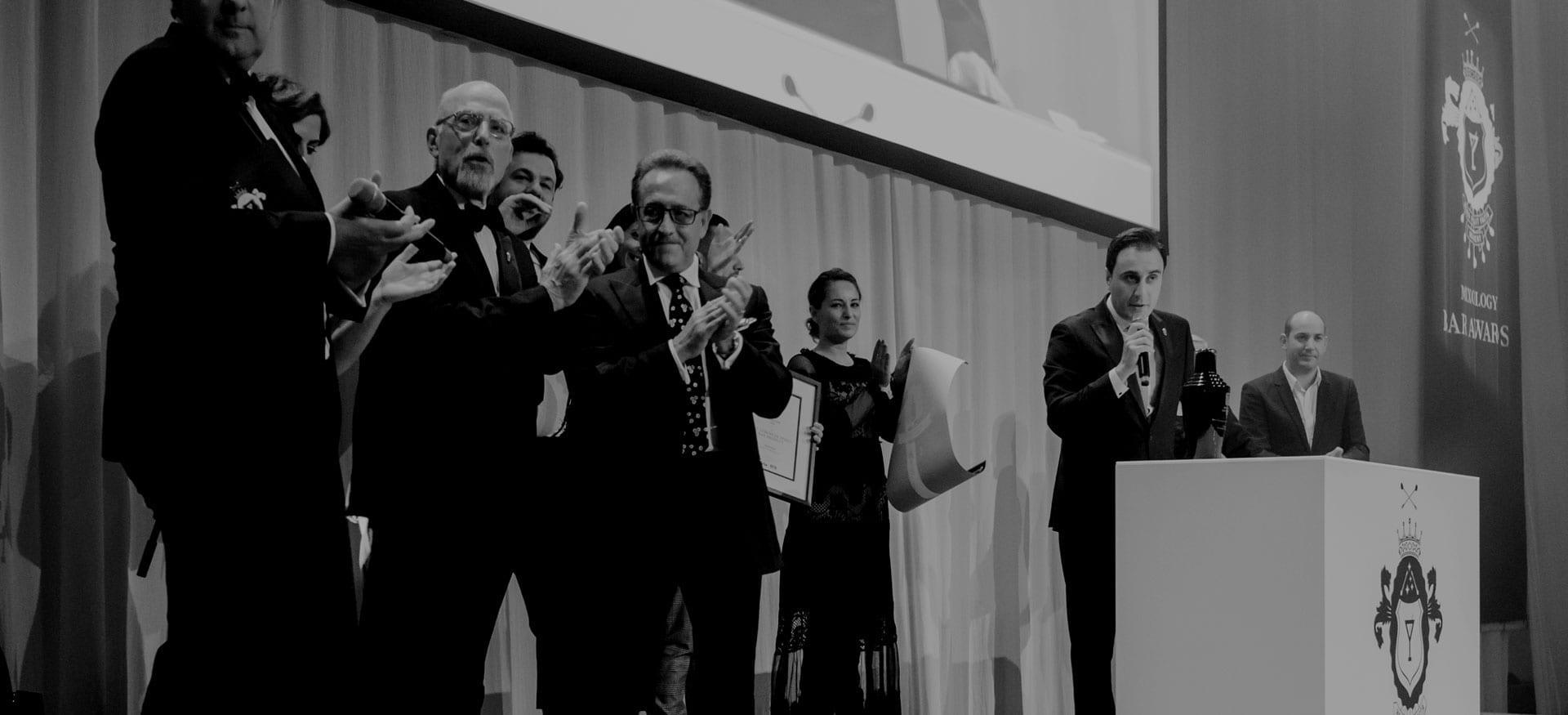Mixology Bar Awards 2020 Applaus